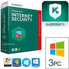 Kaspersky Internet Security 2017 3PC Multidevice