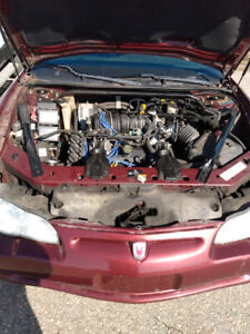 2002 Chevrolet Monte Carlo Leather and loaded