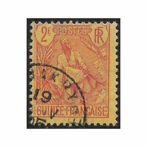 Lot W293 - Guinée - N°31 Colonies Françaises Oblitéré Qualité TB