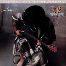 MOFI 2077 | Stevie Ray Vaughan & Double Trouble - In Step MFSL SACD NEU