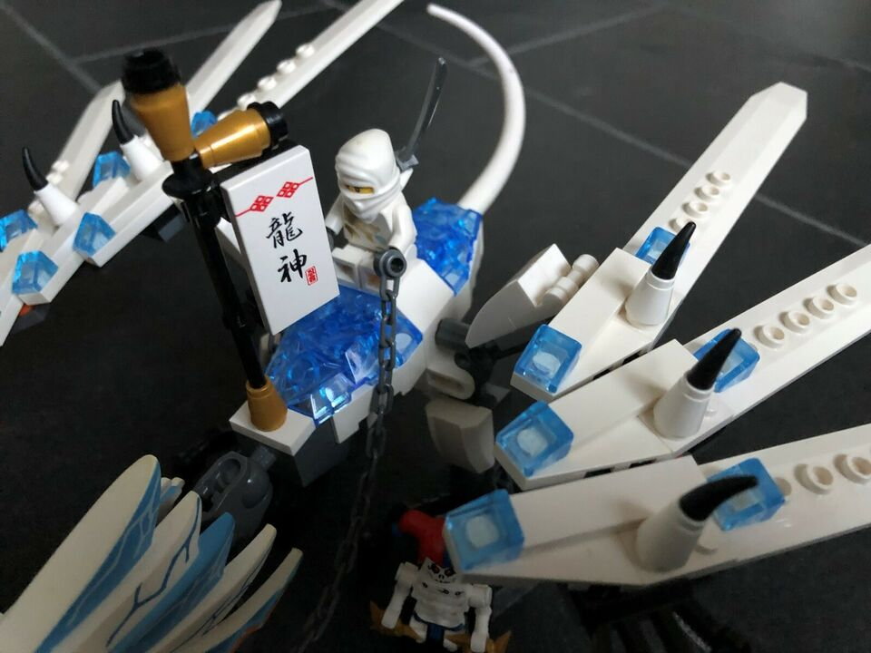 Lego Ninjago, 2260 Ice Dragon Attack