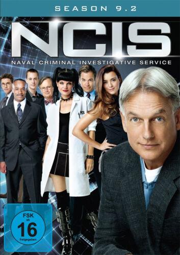 1 von 1 - 3 DVDs * NCIS - SEASON / STAFFEL 9.2 - NAVY # NEU OVP +