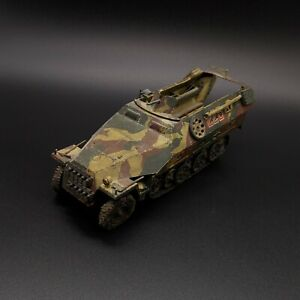 Painted-1-35-Scale-German-Halftrack-Tamiya-Ww2-1-35