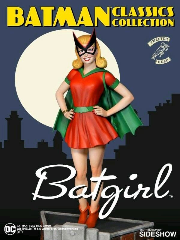 Batman - Batgirl Classic Maquette
