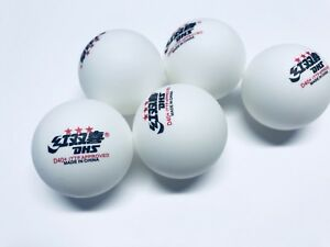 DHS-40-3-Star-Table-Tennis-Ball-White-20-Balls-Free-shipping-US-stocked