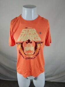 New Run Disney 2017 Star Wars Marathon Rebel Challenge Shirt Woman/'s Medium