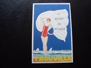 Francia-Tarjeta-Postal-Trouville-B10-Francesa