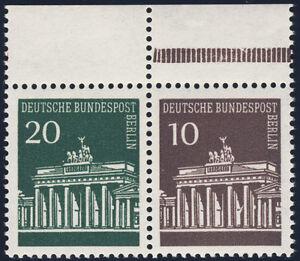 BERLIN-MiNr-286-II-guter-PF-tadellos-postfrisch-gepr-Schlegel-Mi-120