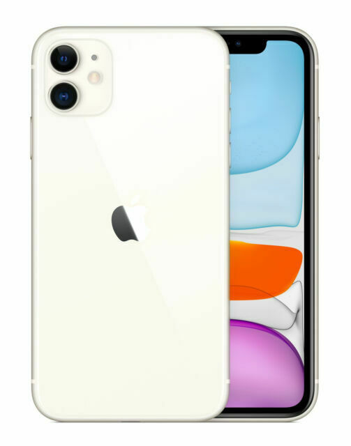 New Apple iPhone 11 - 64GB - White,Black,Green,Yellow,Purple,Red - No Reserve !!