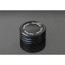 Sato Racing Rear Brake /Clutch Fluid Reservoir Cap Anodized Black for brembo S15