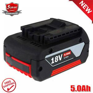BAT618-5000mAh-Battery-for-Bosch-BAT609-BAT611-18-Volt-Lithium-Ion-BAT612-BAT619
