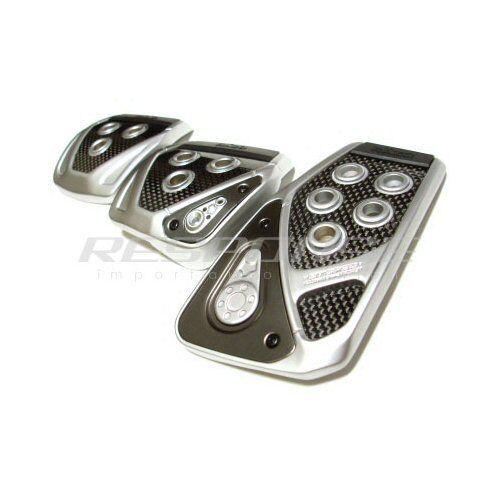 RAZO RP104 GT Spec Pedal Set Pedals Carbon Fiber Universal Fit Japanese Cars JDM