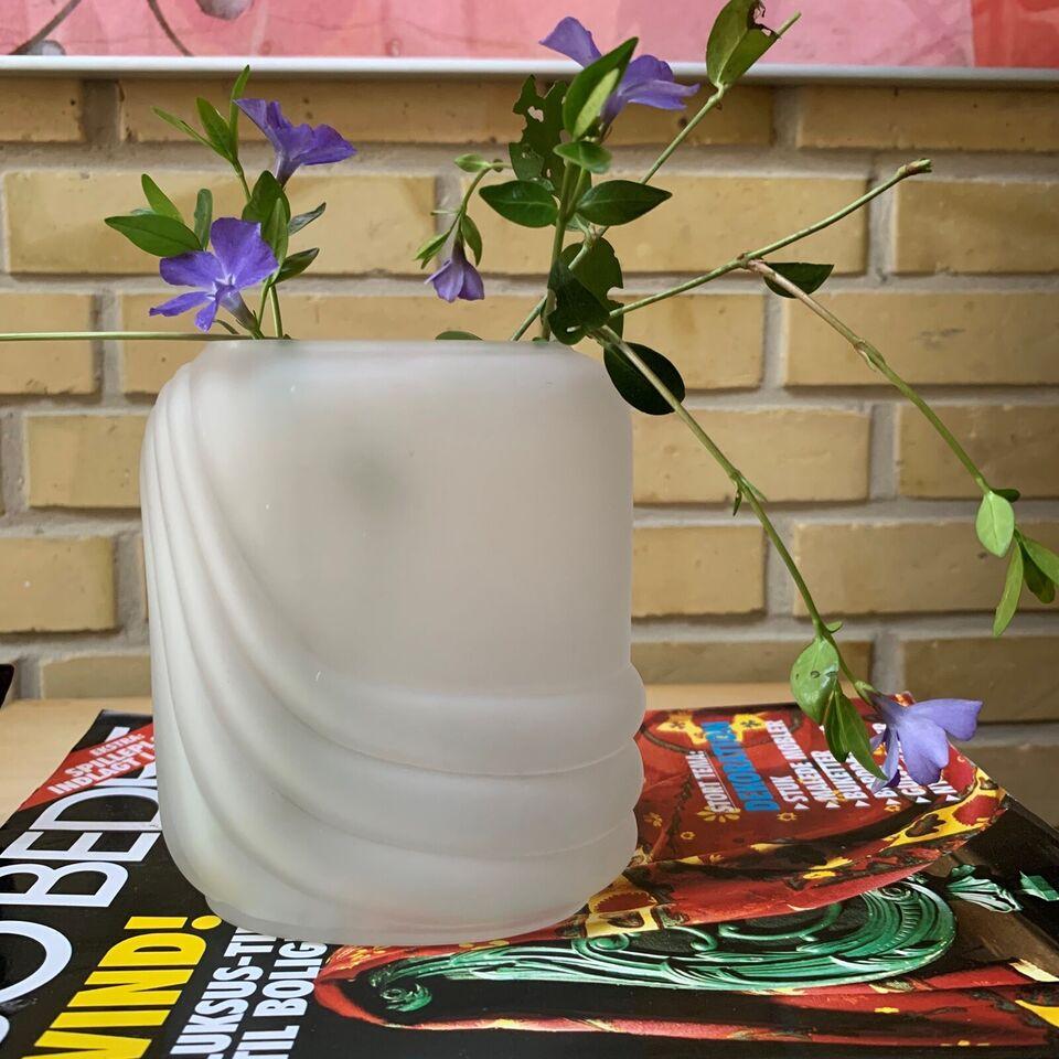 Glas, Vase , Retro