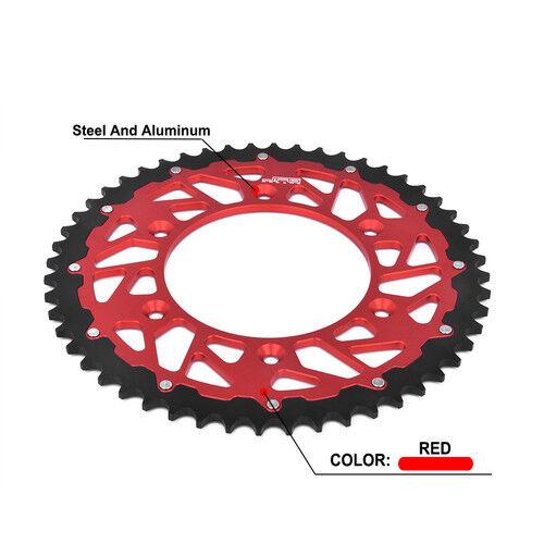 50T Rear Sprocket For Honda CR125 CR250 CRF250R CRF250X CRF450R CR500 Beta 430RR