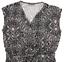 JACQUI-E-Black-amp-White-Jumpsuit-Waist-Tie-Pockets-Like-New-Size-10 thumbnail 3