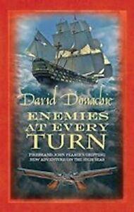 David-Donachie-Enemies-At-Every-Repliant-Tout-Neuf-Livraison-Gratuite