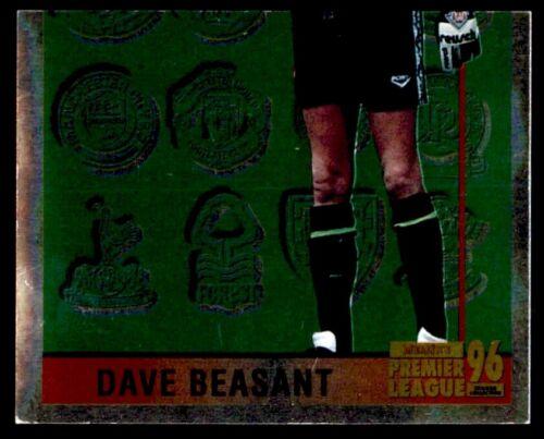 261 protagonista 2//2 Merlin Premier League 96-Dave Beasant Southampton no