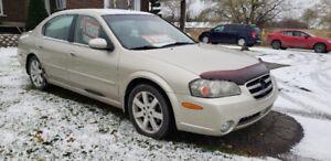 Nissan Maxima 2002