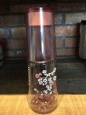 Starbucks 2017 China Romantic Sakura Water Bottle