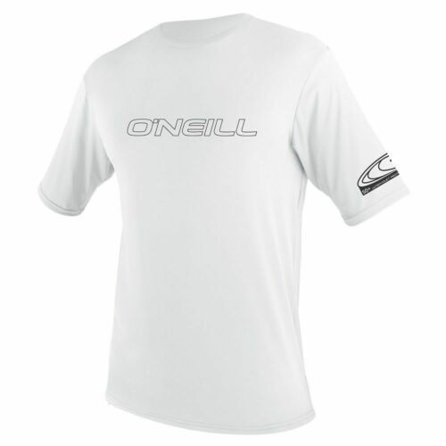 O/'Neill Youth Basic Skins S//S Sun Shirt White