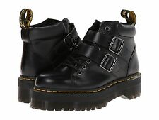 Dr. Martens Women's Bryony Devon Aggy Style BLACK Smooth Boot US 10 EU 42 UK 8