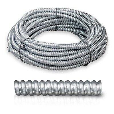 100 feet greenfield flexible metal conduit 1