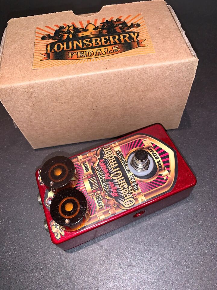 Hammondorgel, Lounsberry Organ Grinder (Tube driver)
