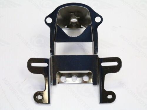 Honda CB 750 Four K0 K1 K2-K6 number plate bracket taillight tail chrom plating