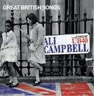 Great British Songs 0711297312829 by Ali Campbell CD