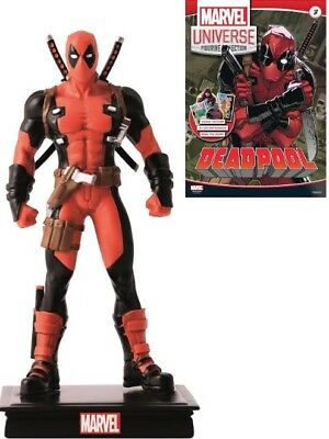 Panini Marvel Universe Figurine Collection # 30 Captain Marvel