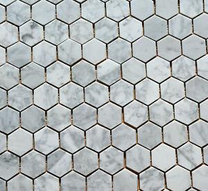 Tuile de Mur Carrelage de Sol Mosaïque 30,5x30,5cm Mosaique Marbre ...