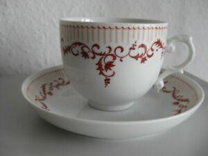 Fürstenberg ♥ Schloßgarten ♥  Kaffeetasse /& Untertasse ♥ Alt Fürstenberg ♥