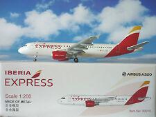 Hogan Wings 1:200 Airbus A320 Iberia Express EC-JSK LI30015 +Herpa Wings Katalog