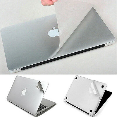 """New Invisible Cover Case Sticker Skin Protector for MacBook Pro Air 11"""" 13"""" 15''"""