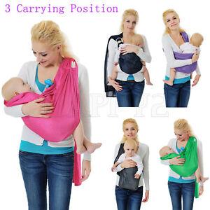 Nursing Newborn In Ring Sling