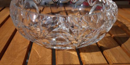 Nachtmann Serie Bamberg - echt Bleikristall - Dessertschale, Servierschale - Aus