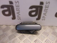 AUDI A6 2.5 TDI V6 4 DOOR SALOON 2003 PASSENGER REAR EXTERNAL DOOR HANDLE