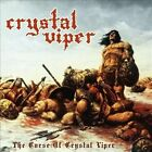 The Curse Of Crystal Viper by Crystal Viper (CD, Aug-2012, AFM (USA))