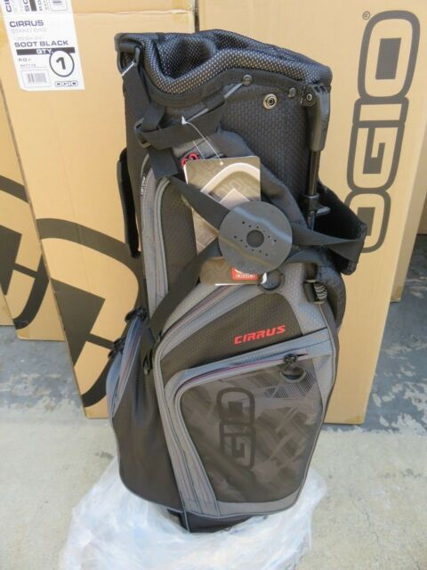 Ogio Cirrus Mb Lightweight Stand Golf Bag Brand New