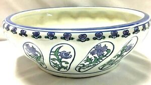 AAA IMPORTS, INC DECOWARE FINE POTTERY APOPKA FLORIDA CERAMIC PLANTER/BOWL