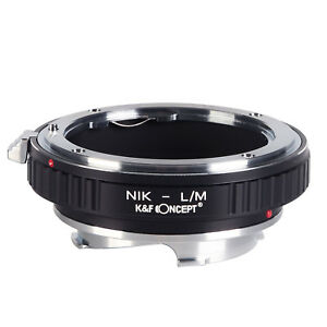 Nikon-L-M-Adapter-Ring-for-Nikon-F-mount-Nikkor-AI-lens-to-Leica-M-L-M-LM-Camera