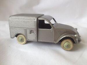 2cv Fourgonette Citroën Jrd Bon Etat Miniature