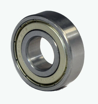 Qty. 12 6205-ZZ C3 Premium Shielded Ball Bearing 25x52x15mm