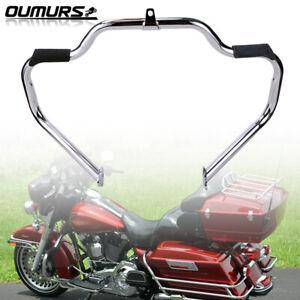 """1-1//4/"""" Engine Crash Guard Bar Highway For Harley Touring Models 09-19 Chrome"""