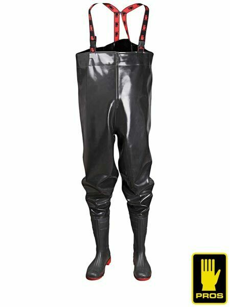 PROS Impermeabili AJsbstrong PESCATORE Pantaloni Pescatore Pantaloni stagno Pantaloni inondazioni Pantaloni