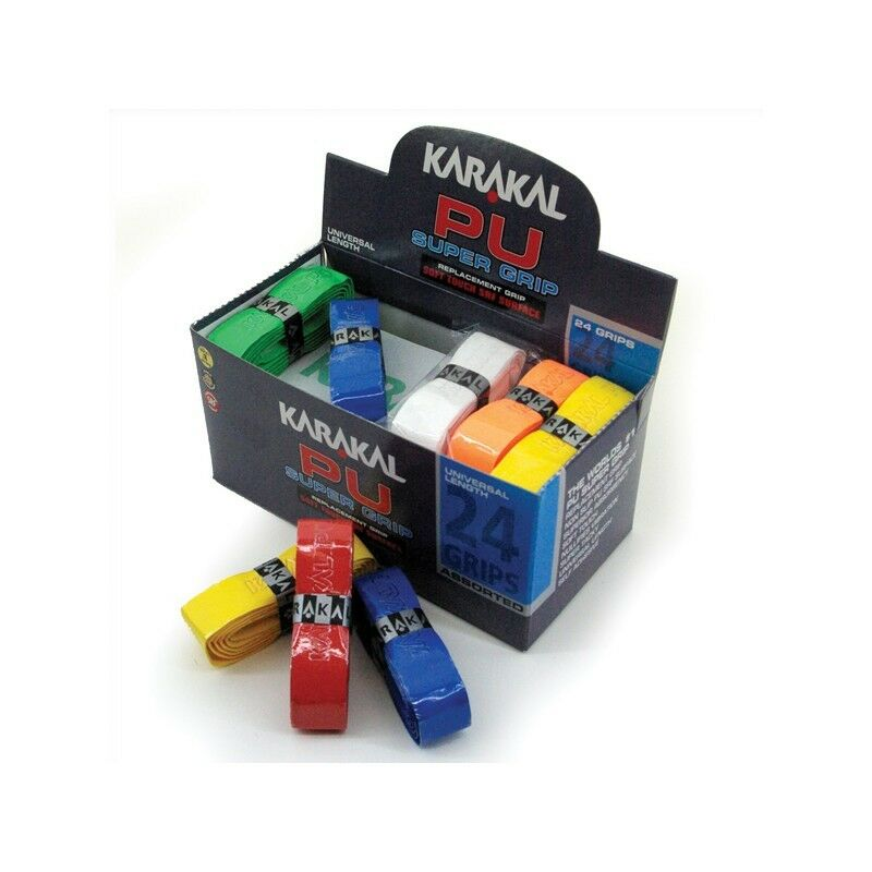 Karakal Pu Super Griff Griff Griff X 24 Verschiedene Box 70e6f0