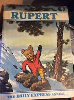 Rupert Bear Annual 1970