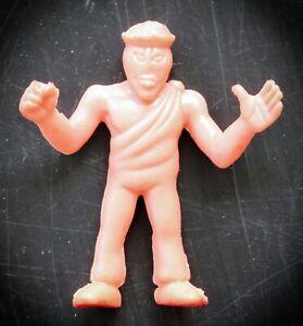 M-U-S-C-L-E-MUSCLE-MEN-43-Kinnikuman-1985-Mattel-RARE-Vintage-Flesh-Color-Toy