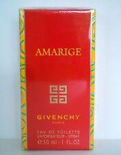 GIVENCHY  AMARIGE  100ml EAU DE TOILETTE  3.4 oz Spray NEU OVP