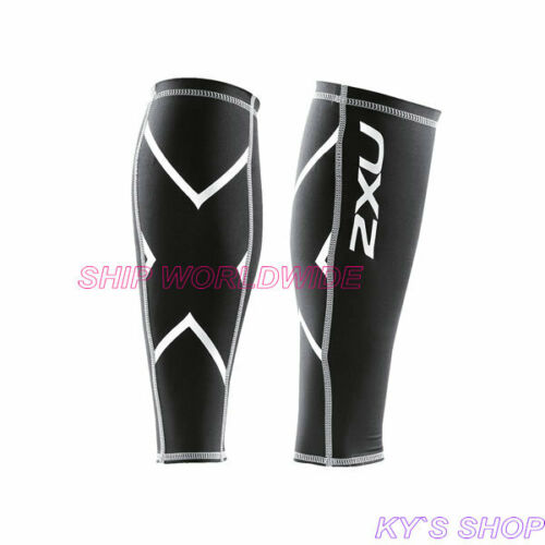 Elite Compression Tight Calf Leg Sets High Performance Wicking Sport Compression